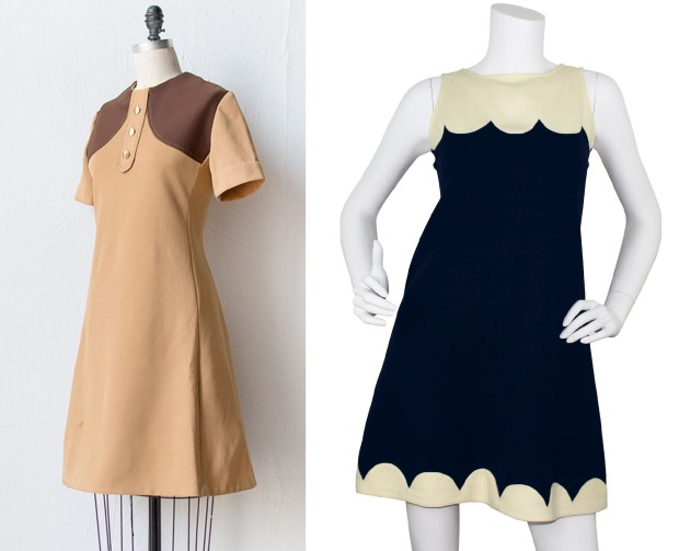 adored 60s dress's
